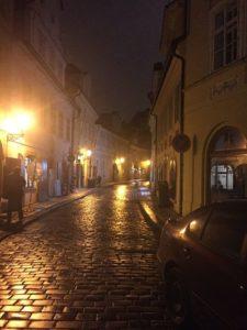 Calle de Praga