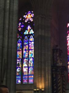 Vitrales Catedral de San Vito