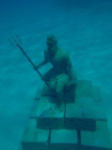 Poseidón en la isla de San Andrés
