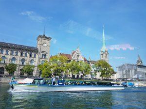 Río Limago, Zurich