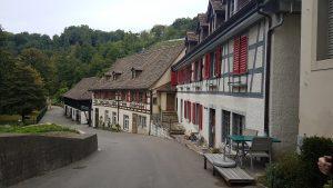 Callecitas camino al Rin