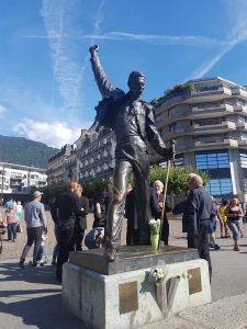 Monumento a Freddie Mercury