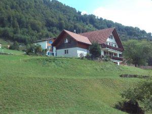 Casita Suiza en la montaña, Los paisajes más hermosos