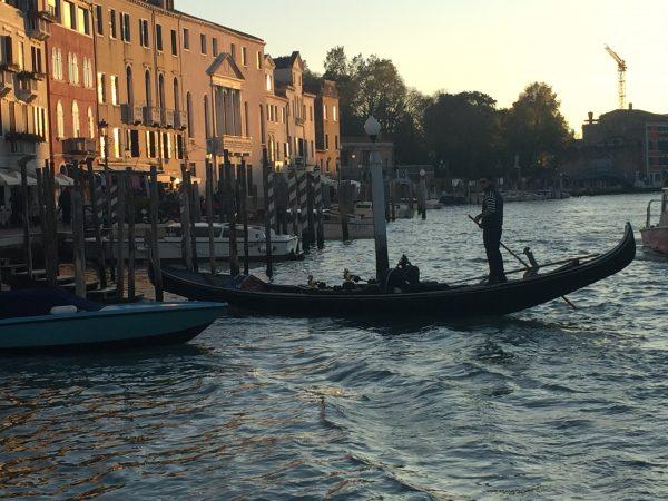 Encantadas y extraviadas en Venecia