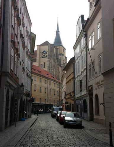 Praga: Una ciudad de cuento de hadas