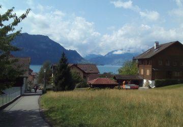 Suiza es todo un paisaje