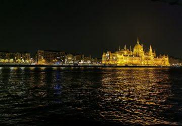 ¿Pasar el año nuevo en Budapest?