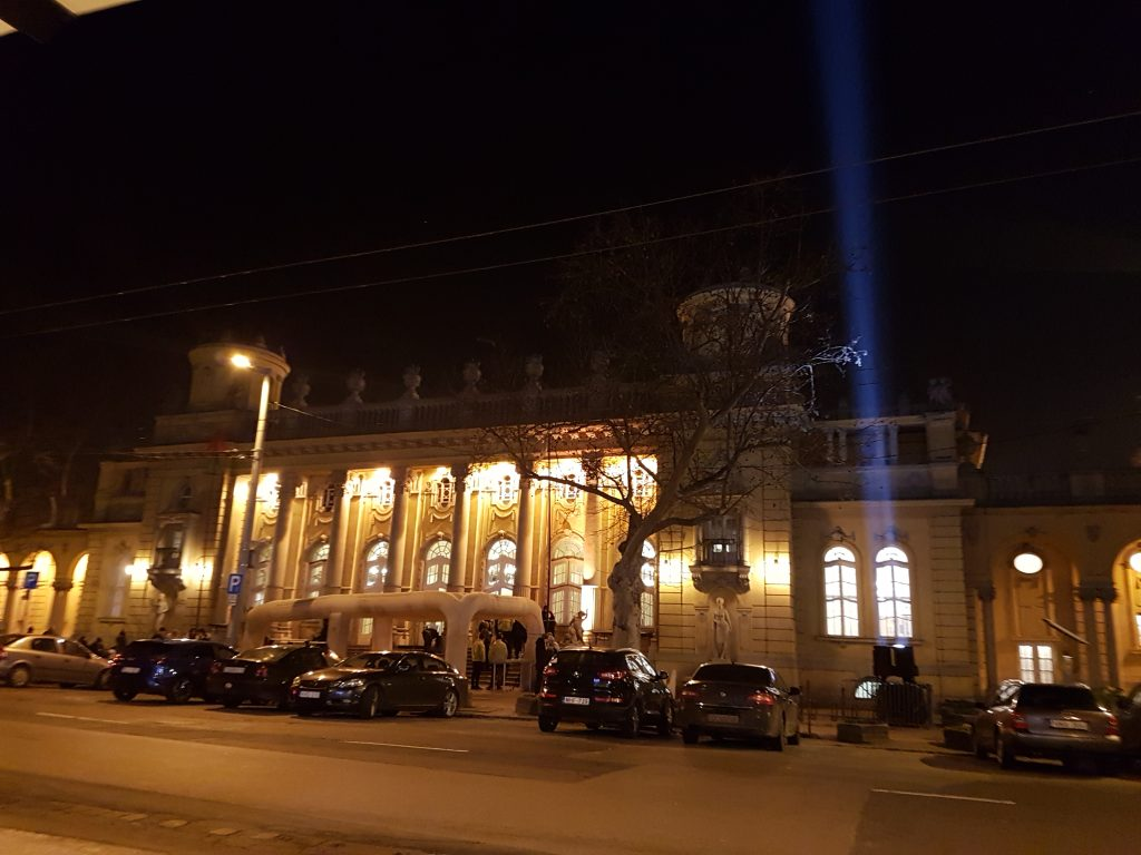 Balneario Szechenyi Budapest
