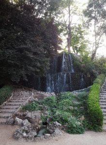 Cascada Quinta de la Fuente del Berro