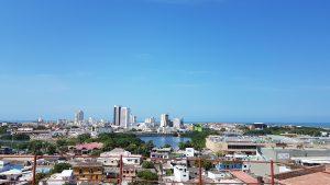 Cartagena de Indias en pandemia vista